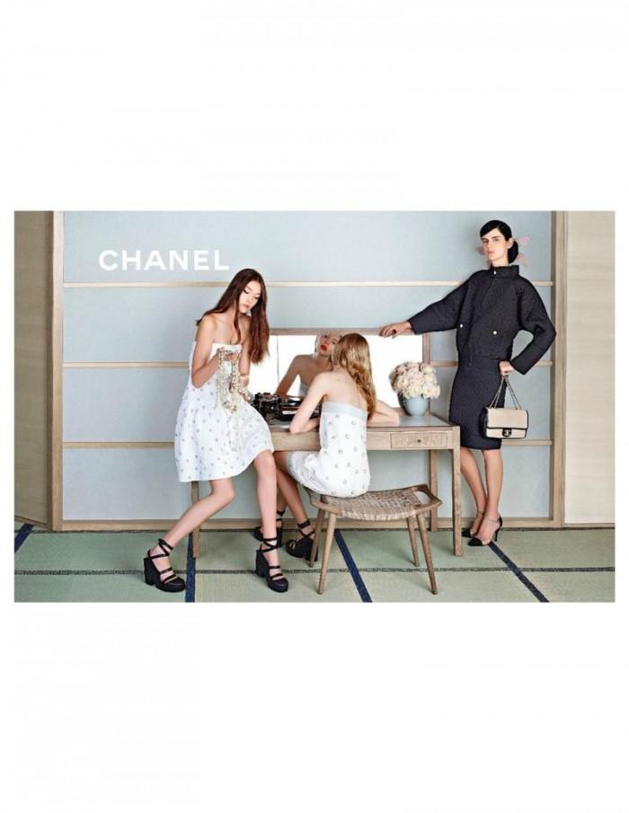 Chanel por Karl Lagerfield