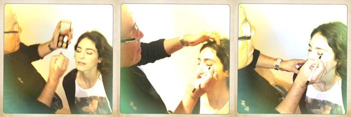 Max Plaeth, hair&make up artist