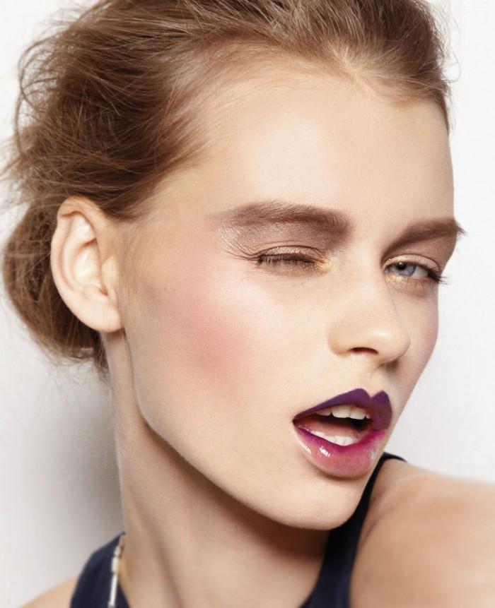 ¡Colorea tus labios!