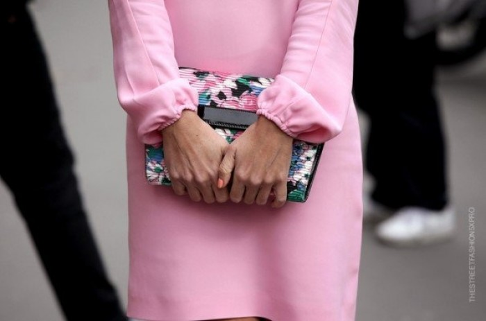 Streetstyle pink colour