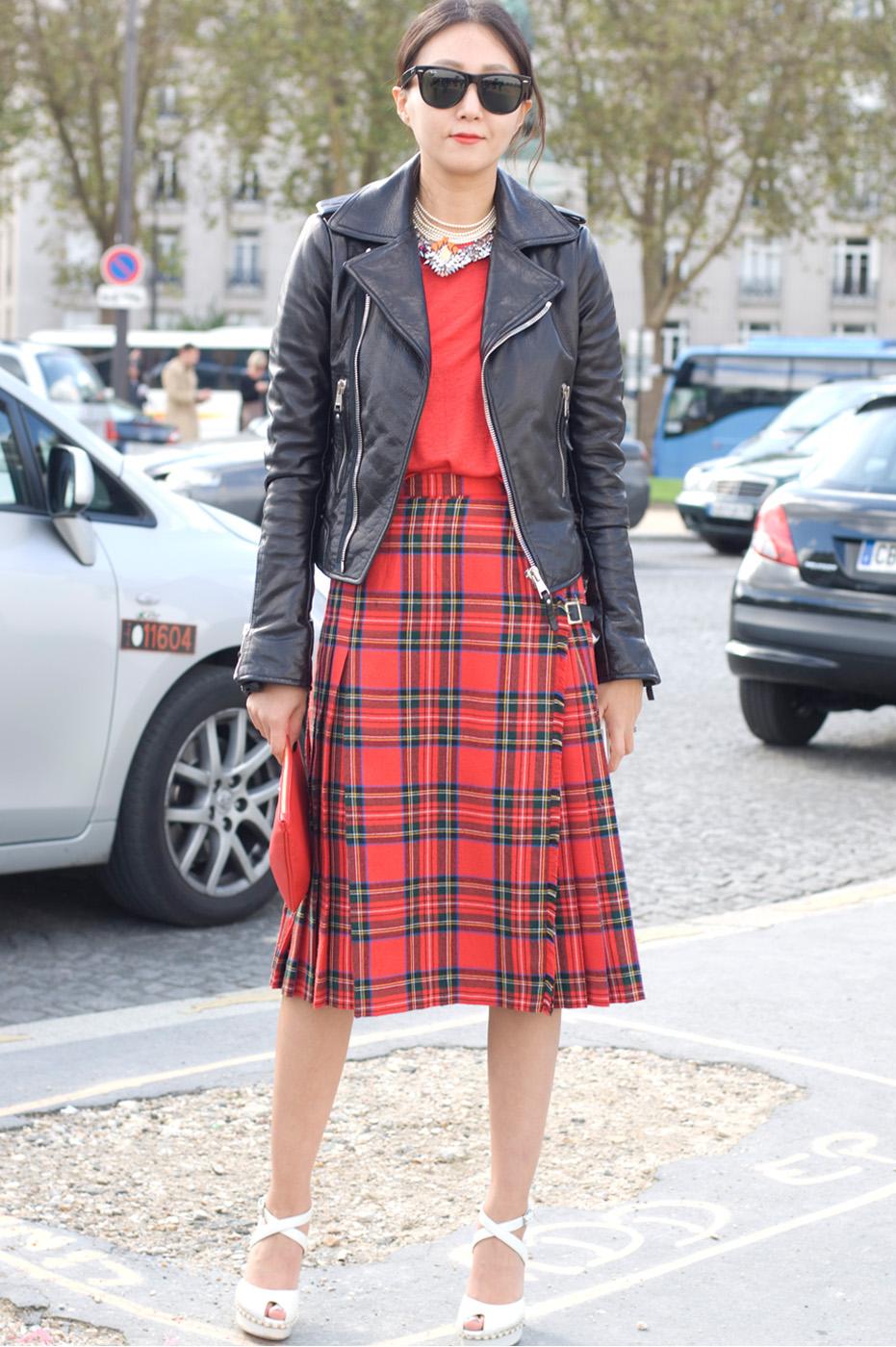 Tartan-Skirts-Street-Style-2