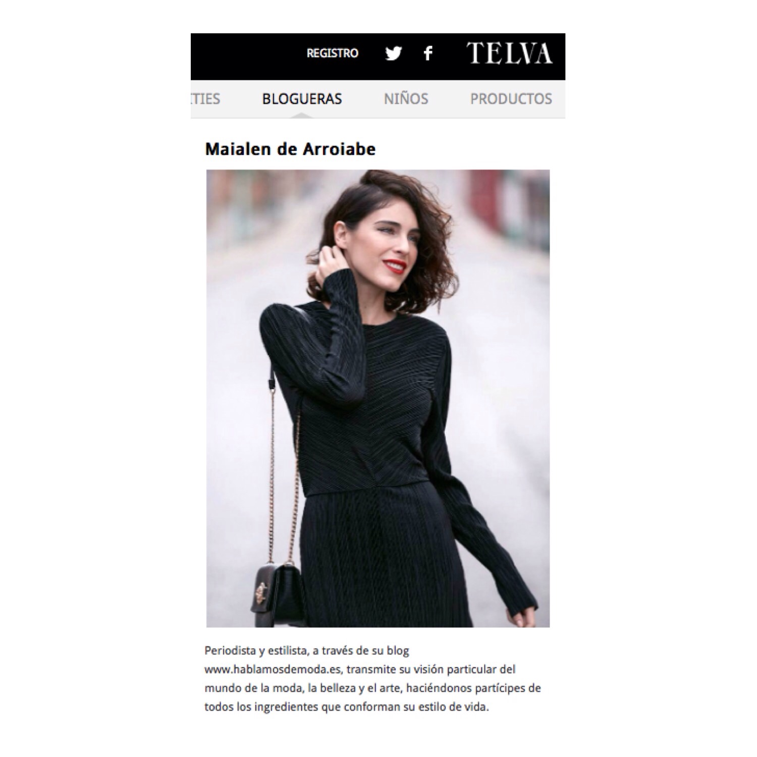 Shopping Online by Telva