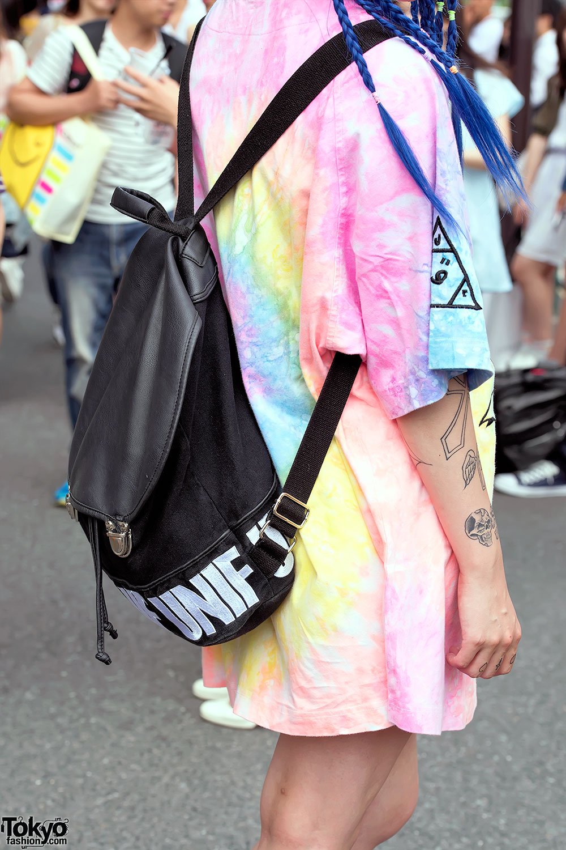 Pink-Blue-Hair-Unif-YRU-Harajuku-20150530DSC7774