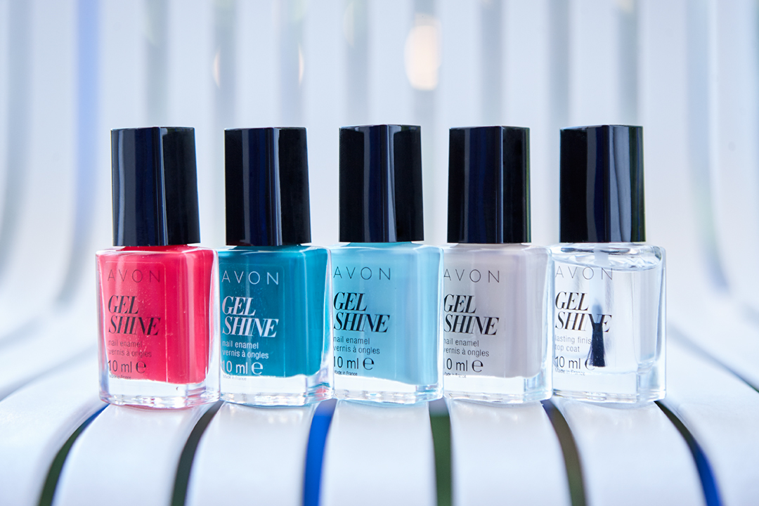 Gel Shine de AVON