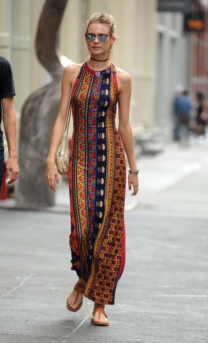 Hippie chic dresses