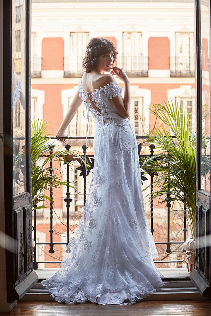 El vestido de novia ideal por Charo Ruiz