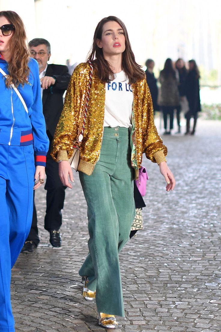 Carlota Casiraghi style