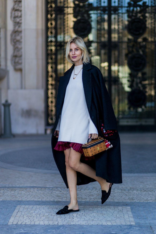 Street Style : Day Eight - Paris Fashion Week Spring/Summer 2017