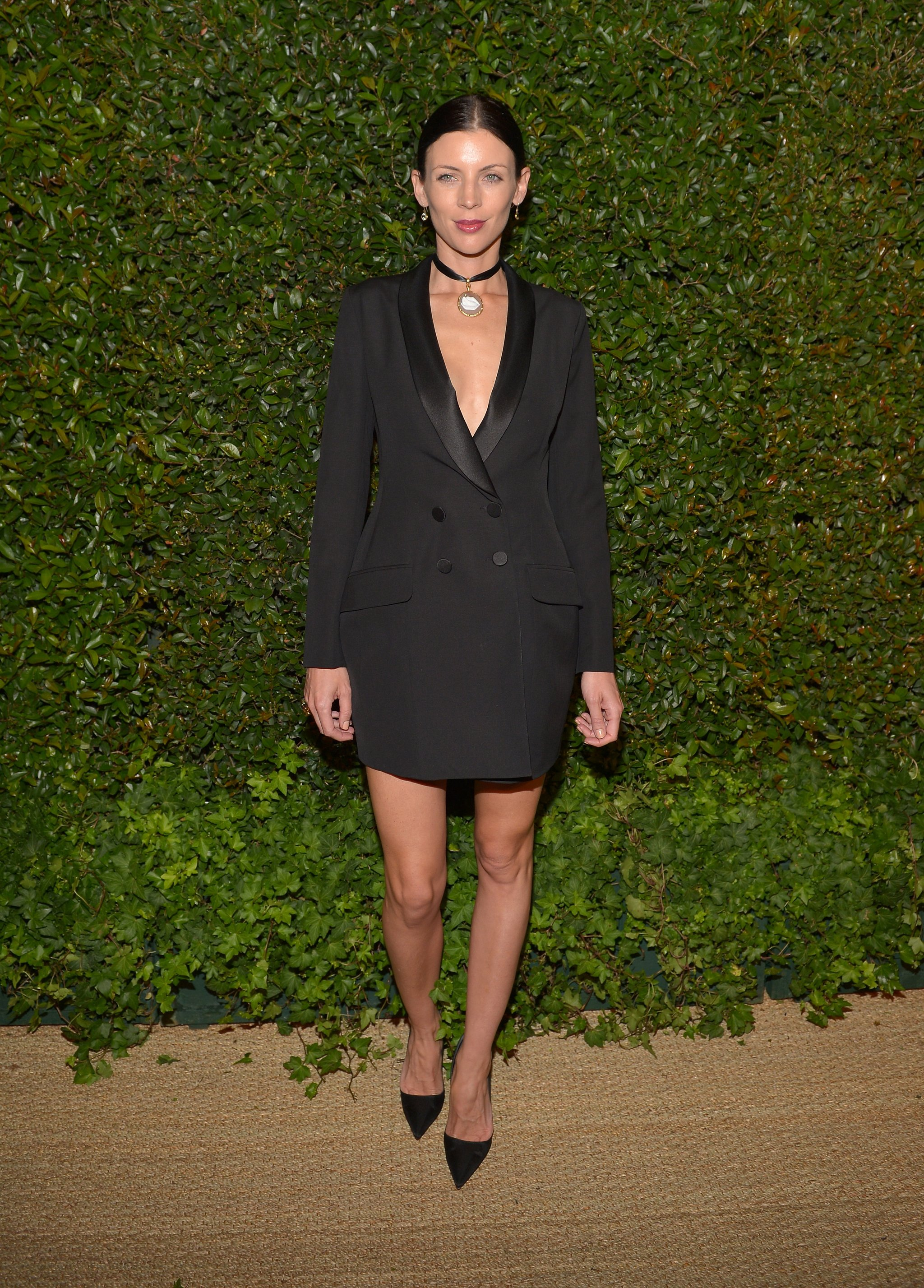 Liberty-Ross-Dior-Blazer-Dress