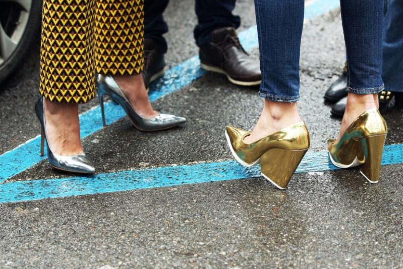 fashion-street-style-metallic-shoes-celine-fashion-inspiration
