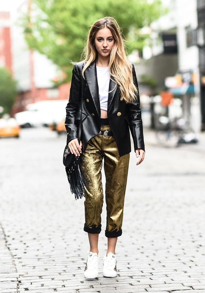 metallic-street-style-look-4