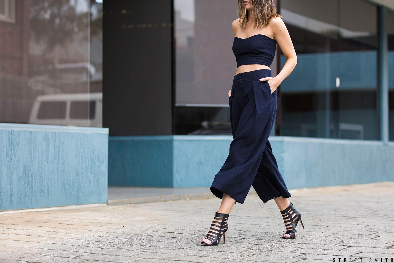 El pantalón culotte